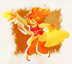 Flame Cutie pie
