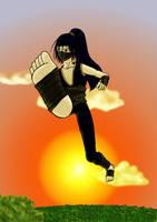 Ninja by revlunnuha