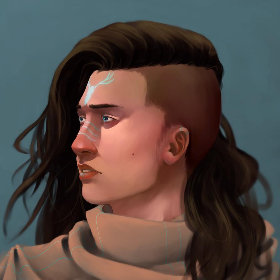 Avatar 2018 by revlunnuha