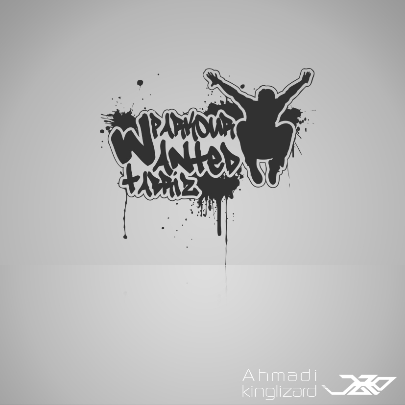 Parkour Logo By Rocklizard