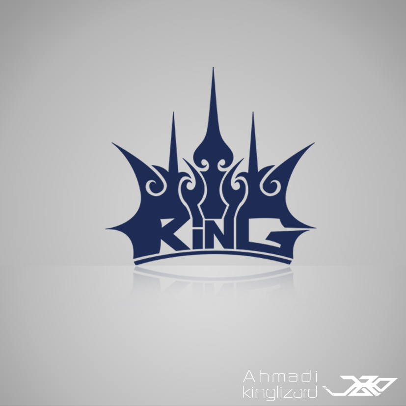King Logo By Rocklizard