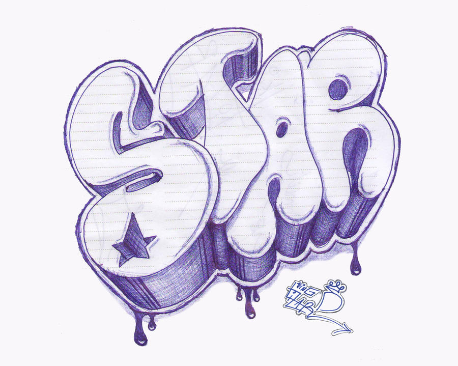 star graffiti by rocklizard on DeviantArt Graffiti Stars Drawings