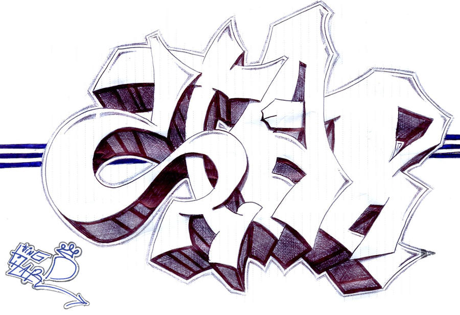 star graffiti 2 by rocklizard on DeviantArt Graffiti Stars Drawings