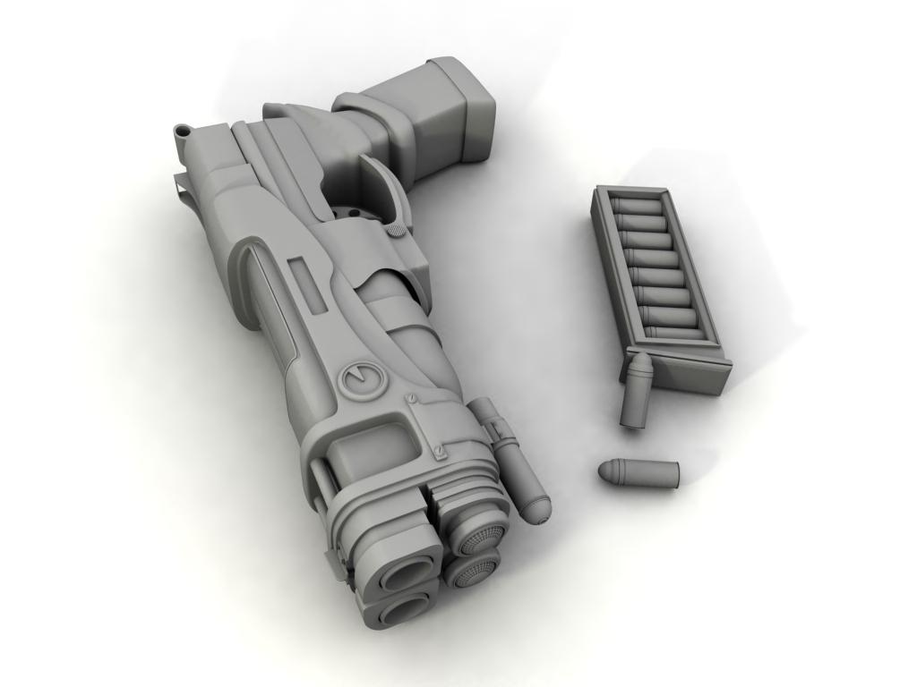 gun by Jonasrjp