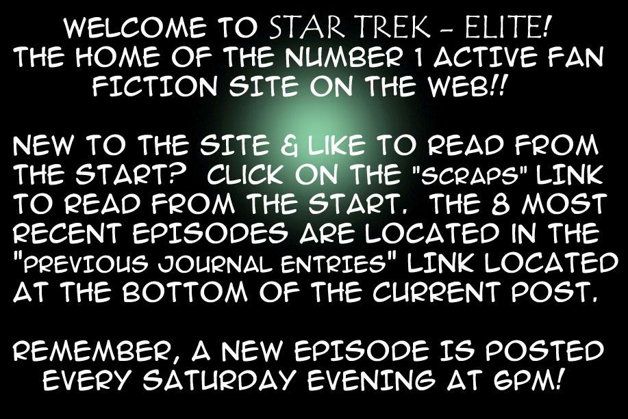 STAR TREK ELITE AD