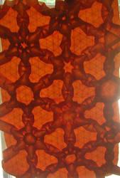 Orange Tessellation by brdparker
