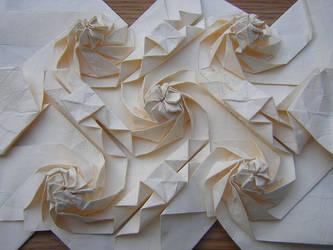 Octgonal Spirals by brdparker