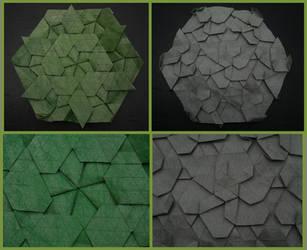 Green Tessellation by brdparker