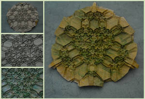 Green Tessellation Two
