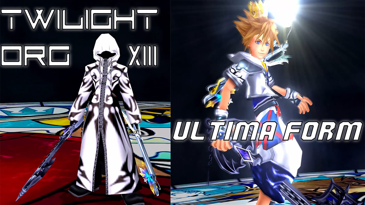 Twilight Org XIII and Ultima Final Form Mods by NecroMalice02