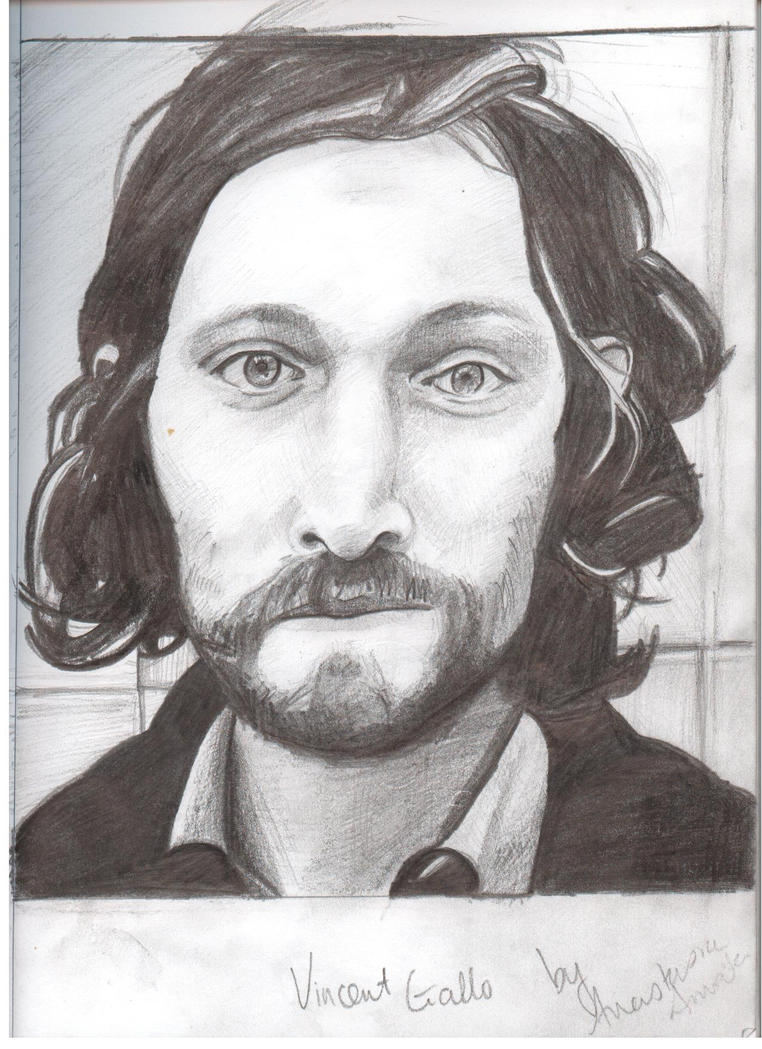 Vincent Gallo by totallyfcuked