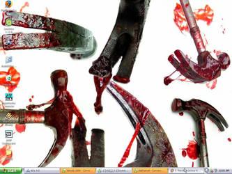 463 - Desktop by Blood--Stock