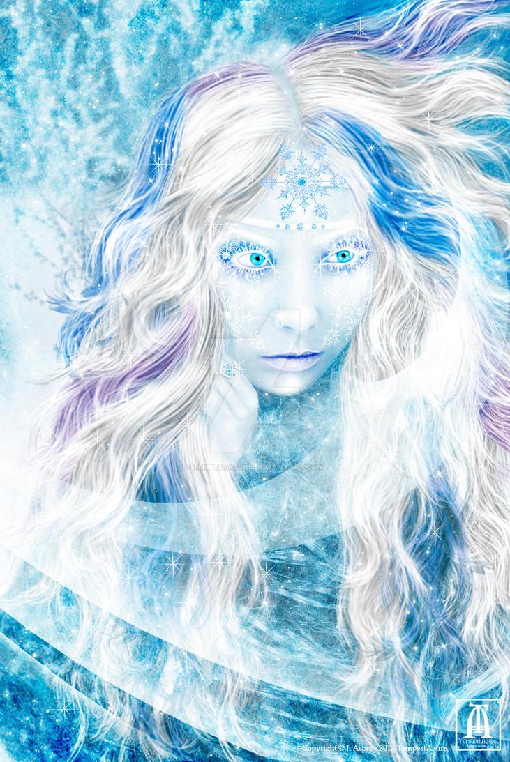 Ice Maiden by Tempestazure