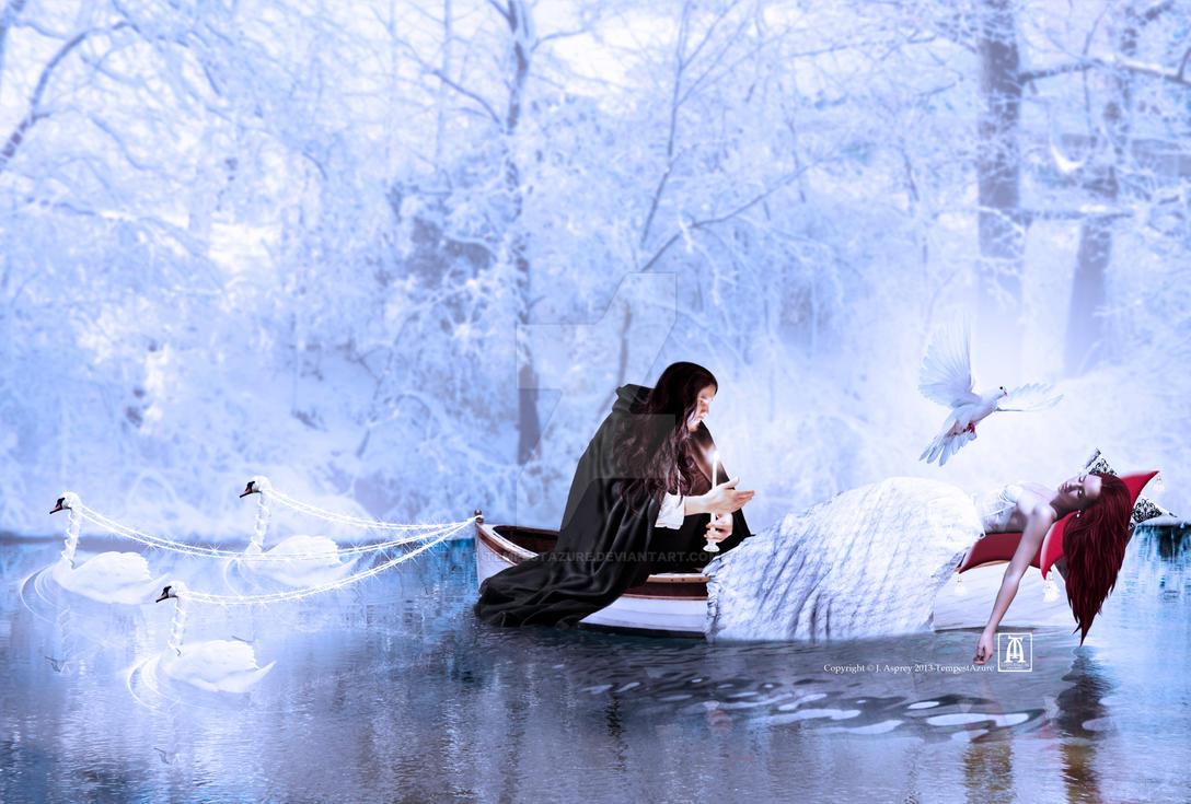 Winter Vigil by Tempestazure
