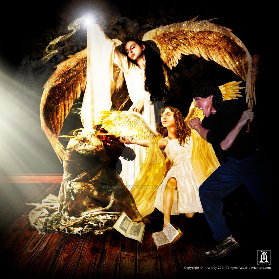 Healing Angels by Tempestazure