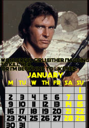 January/HanSolo/calendar/2016/myhero's by MAR-y-s
