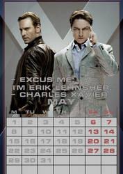 May/Erik/Charles/calendar2017 by MAR-y-s
