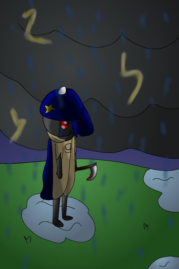 Gloomy Dusk by felinic-ponii