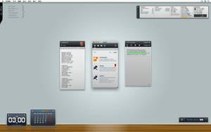Widgets HD Style