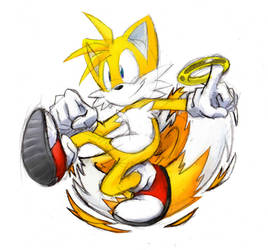 tails-colored-sketch- by chukadrawer