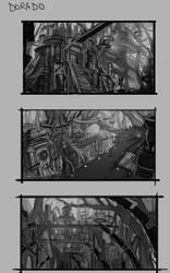 Environment Design - Dorado by chemb0t