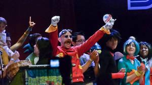 Sonic Boom 2012 Costume Contest