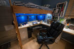 My workspace - 2012