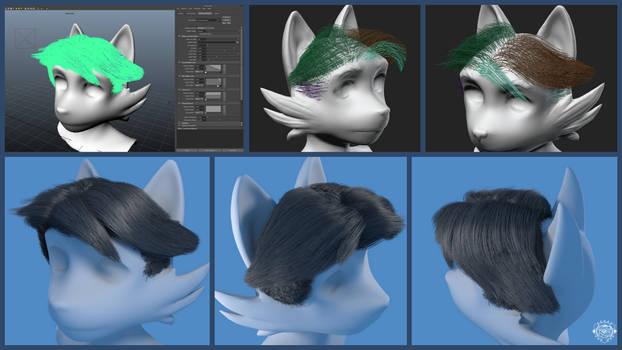Hair Experiments 2014