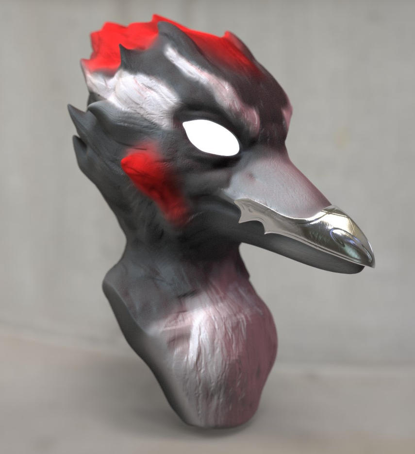 Bird Bust by chemb0t