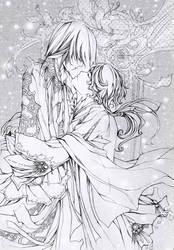 My beloved by Jeii-chan