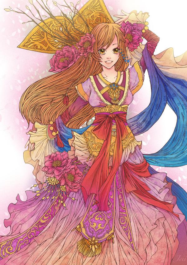 Mirai Suenaga by Jeii-chan