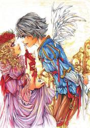 Angel`s Kiss by Jeii-chan