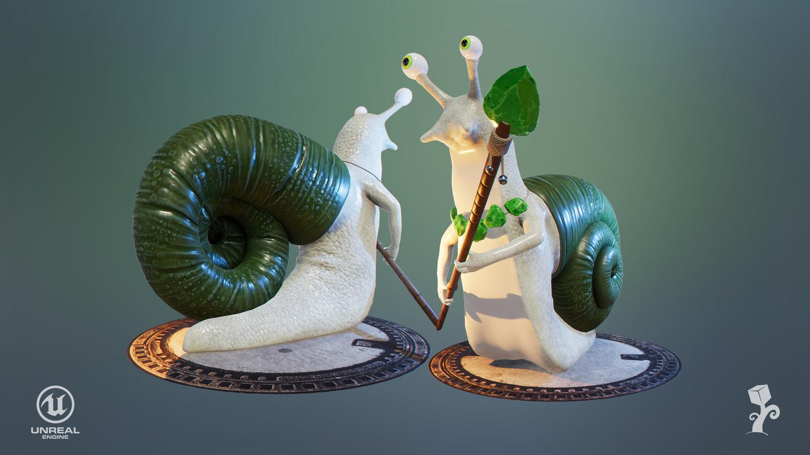 NIA Snailus by ExPir