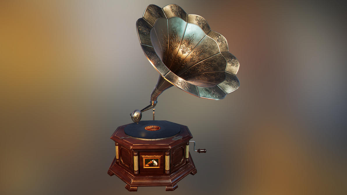 Gramophone by ExPir