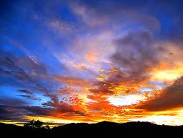 Golden Sunrise by happytimer