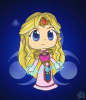 Zelda's Power by SquirtSapphire