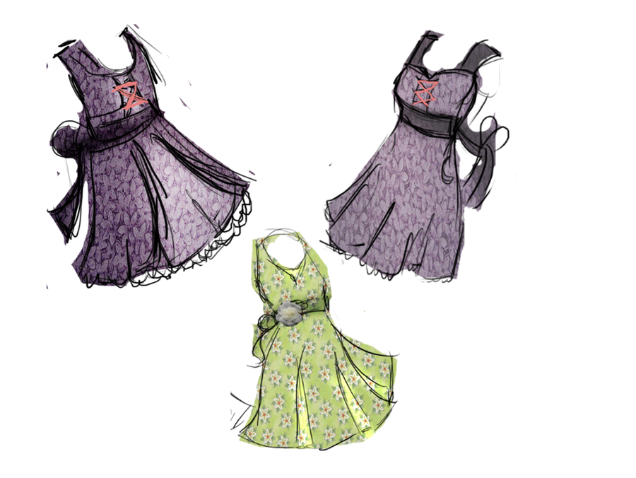 dress design ideas by squirtsapphire - Dress Design Ideas