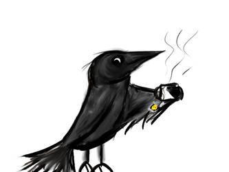 Crow by AwakeNight