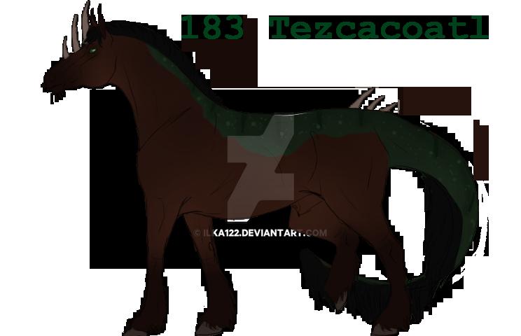 183 Tezcacoatl by Ilka122