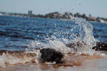 Swan River Wave