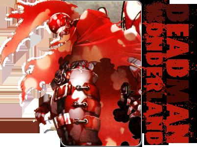Deadman Wonderland RedMan Sig by abcdefghijkL0L