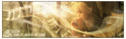 Ocarina of Time sig by abcdefghijkL0L