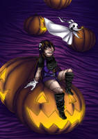 Special Event Halloween Town by Dark-Momento-Mori