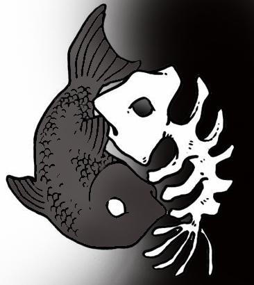Yin yang fish by pixelatedpoison on deviantart yin yang fish by pixelatedpoison sciox Gallery