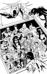 Batman rogues
