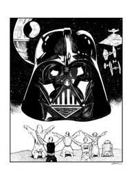Kneel before Vader!