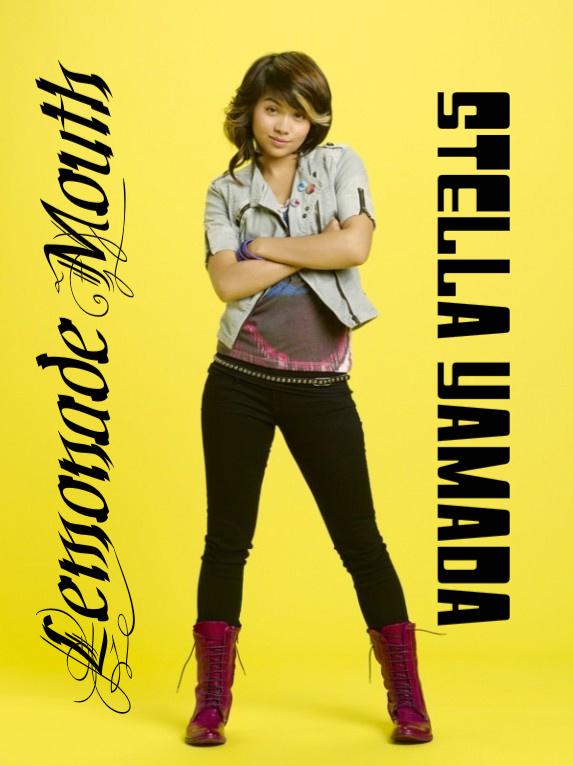 lemonade mouth stella outfits - photo #13