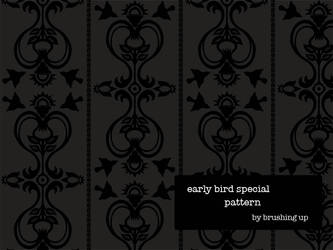 Early Bird Special Patter by motion-suggests