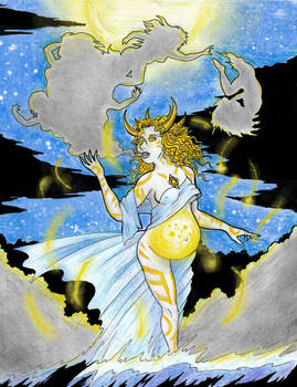 Asteria, the Mother of all Fairies