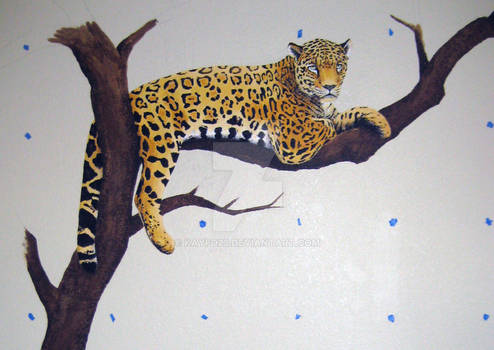 Finished Leopard